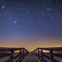 Cape Cod at Night 1