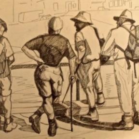 Blanchard - drawing