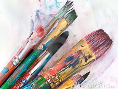 Need inspiration? Try an art class!