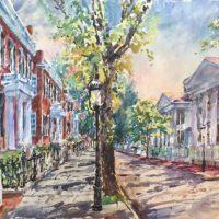 B. Welch - Nantucket Main St.