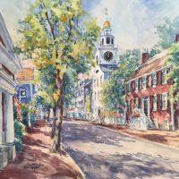 Welch - Nantucket Orange Street